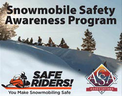 Snowmobile Safety Awareness Program
